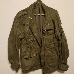 Women's Army Jacket